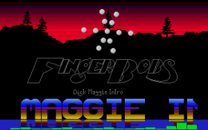 Disk Maggie Intro
